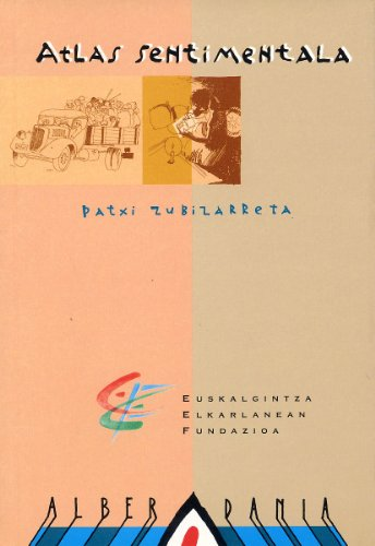 9788488669711: Atlas sentimentala (Ostiral Saila)