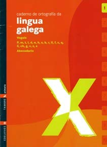 Caderno 1 de ortografia da lingua galega: Abeledo Magariños, Julia