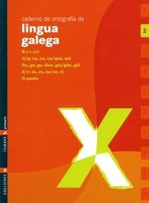 Caderno 2 de ortografia da lingua galega: Abeledo Magariños, Julia