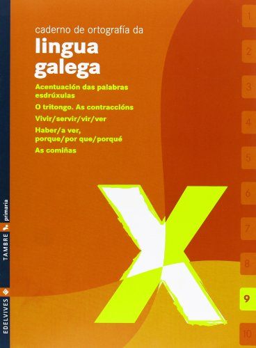 CADERNO 9 DE ORTOGRAFIA DA LINGUA GALEGA: ABELEDO MAGARIÑOS,X.M.; ARUFE