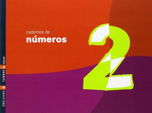 9788488681942: Caderno de Numeros 2 (Infantil)