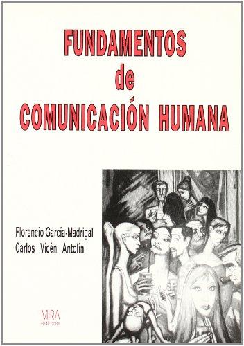 9788488688736: Fundamentos de comunicación humana (Spanish Edition)