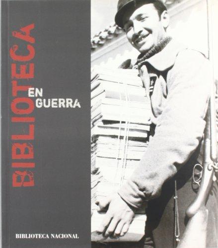 9788488699831: Biblioteca en guerra