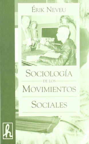 9788488711496: Sociologia De Los Movimientos Sociales(T)