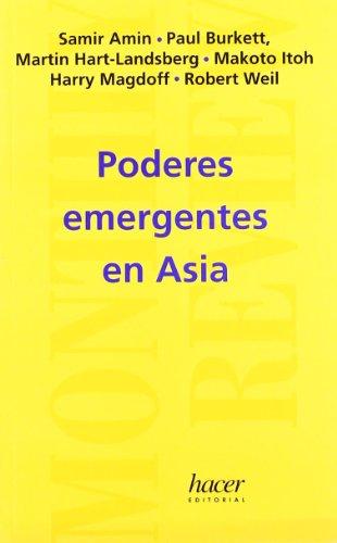 9788488711892: Poderes Emergentes En Asia