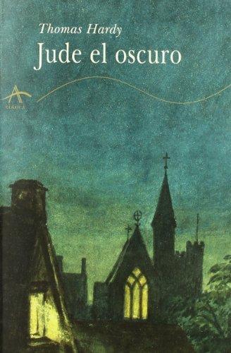 9788488730121: Jude El Oscuro (Spanish Edition)