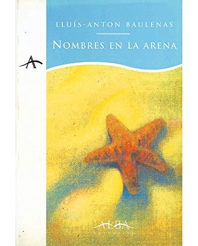 9788488730886: Nombres en la arena