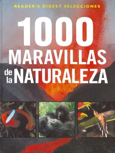 9788488746504: 1000 Maravillas de La Naturaleza (Spanish Edition)