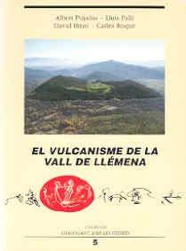 9788488762917: El vulcanisme a la Vall del Llemena (Dialogant amb les pedres)
