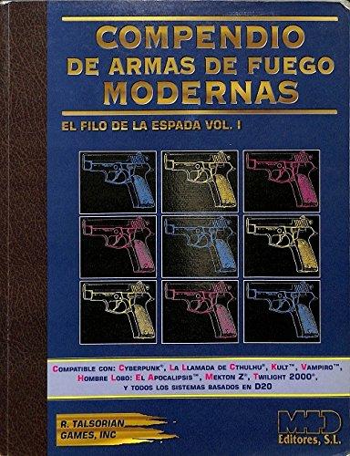 9788488765147: Compendio de Armas de fuego modernas