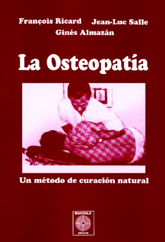 9788488769145: La Osteopatía (Spanish Edition)