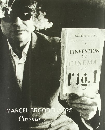 9788488786173: Marcel Broodthaers: Cinema
