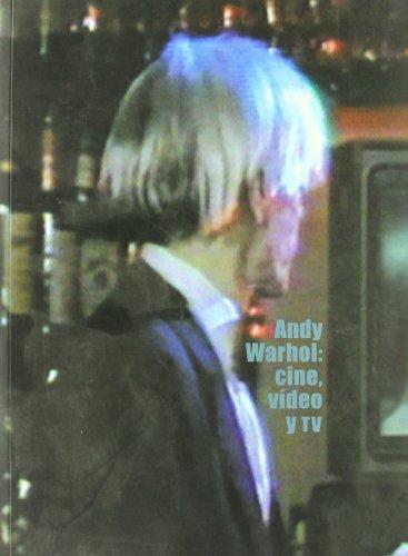 9788488786500: ANDY WARHOL. CINE, VIDEO Y TELEVISI (FUNDACIÓ ANTONI TÀPIES)