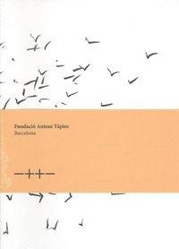 9788488786913: Fundacio Antoni Tapies : Barcelona