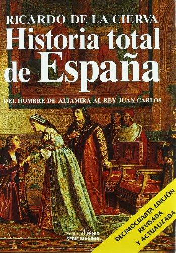 9788488787613: Historia Total De España