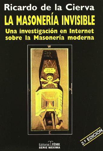 LA MASONERÍA INVISIBLE: Ricardo de la Cierva