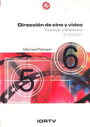 9788488788375: Direccion de cine y video. Tecnica y Estetica