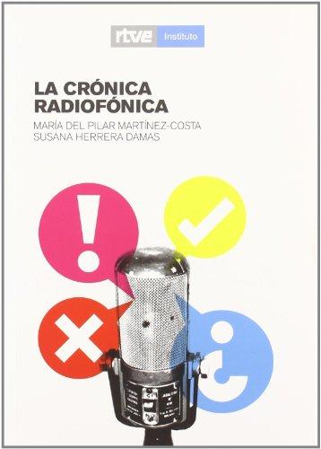 9788488788696: La cronica radiofonica