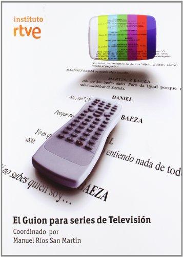 9788488788863: Guion para series de television, el