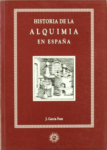 9788488865045: Historia de la alquimia en España