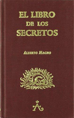 9788488865182: LIBRO DE LOS SECRETO