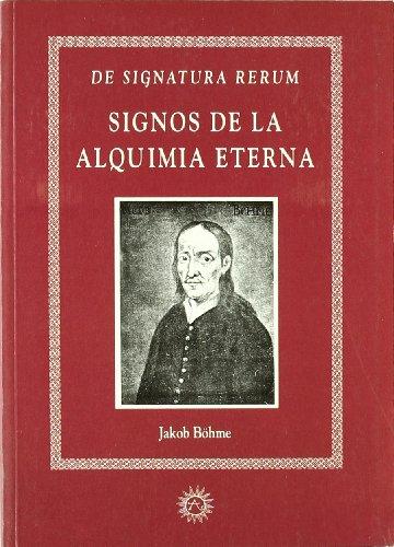 9788488865366: Signos de la alquimia eterna