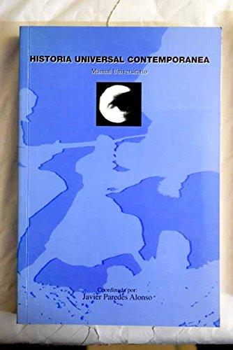 9788488881021: Historia contemporanea