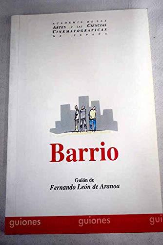 9788488881946: Barrio