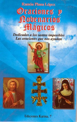 9788488885036: Oraciones Y Novenarios Magicos (Spanish Edition)