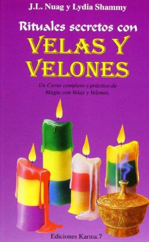 9788488885180: Rituales Secretos con Velas y Velones (La Otra Magia) (Spanish Edition)