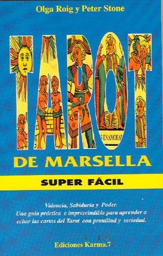 9788488885197: Tarot De Marsella Super Facil