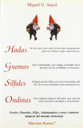 9788488885227: Hadas, gnomos, silfides, ondinas