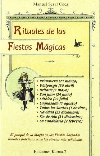 9788488885272: Rituales de las fiestas mágicas