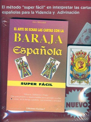 9788488885722: Baraja espanola superfacil, con barajas (Spanish Edition)