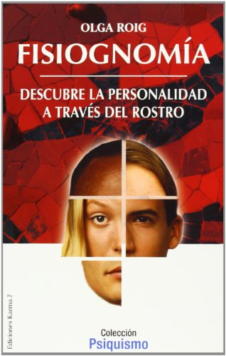 9788488885968: Fisiognomia (Psiquismo / Psychism) (Spanish Edition)