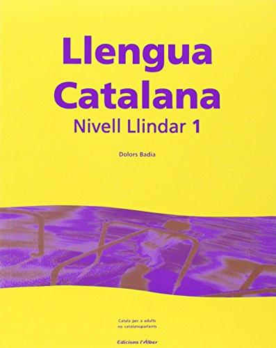 9788488887139: LLENGUA CATALANA 1 NIVELL LLINDAR +CD