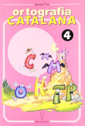 9788488887528: Ortografia catalana. Quadern 4