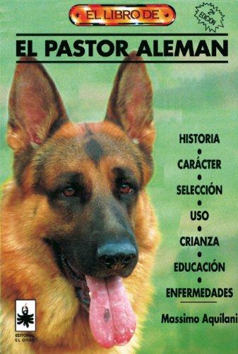 9788488893024: El Pastor Aleman (Spanish Edition)