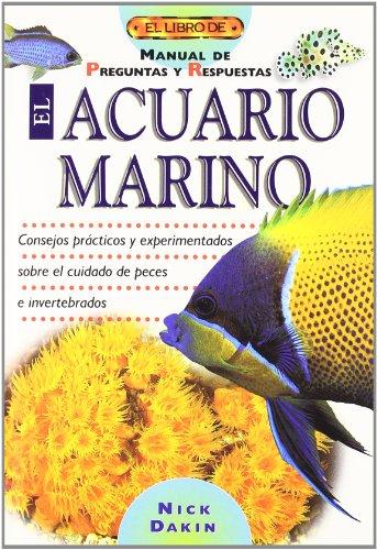 9788488893352: El Acuario Marino (Spanish Edition)
