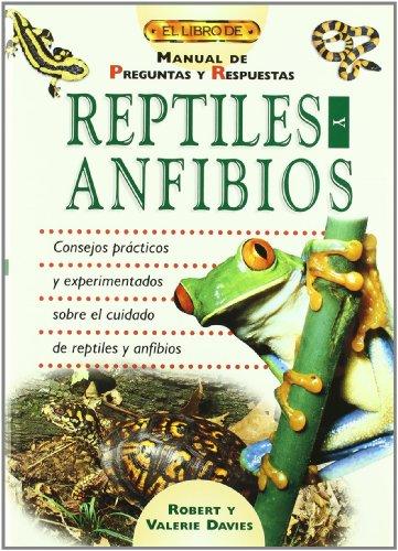 9788488893413: Libro de Reptiles y Anfibios - Manual de Preguntas (Spanish Edition)