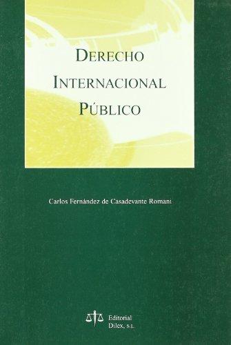 9788488910424: Derecho internacional publico