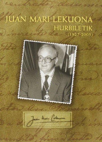 Juan Mari Lekuona hurbiletik (1927-2005)