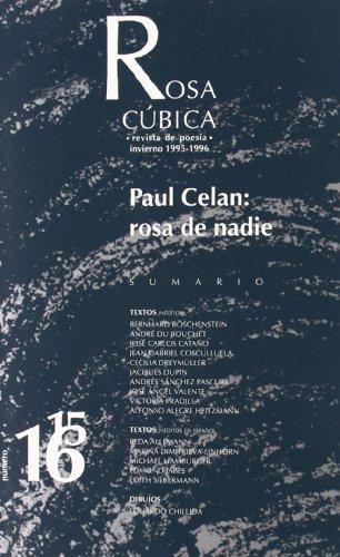 9788488927057: Rosa Cubica Revista De Poesia Nァ1