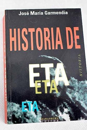 9788488947475: Historia de eta (Historia (r & B))