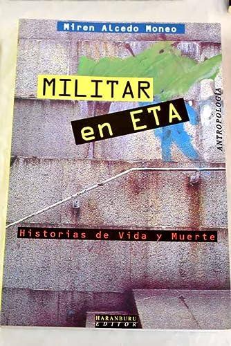 9788488947499: Militar En Eta