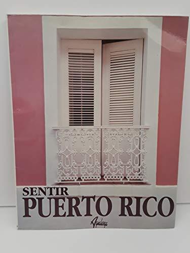 9788488959188: Sentir Puerto Rico