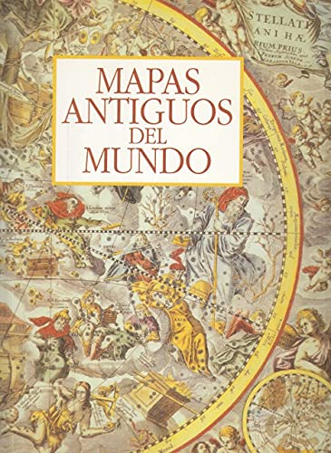 9788488959423: Mapas antiguos del mundo