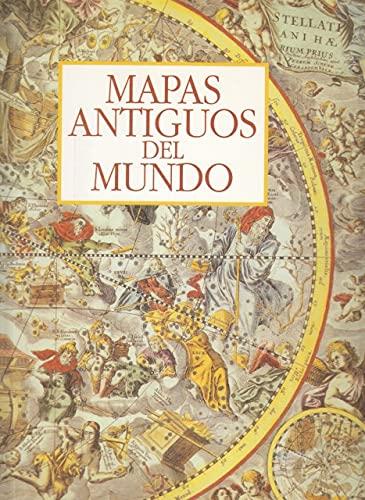 MAPAS ANTIGUOS DEL MUNDO: FEDERICO ROMERO/ROSA BENAVIDES