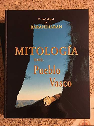9788488960160: Mitologia Del Pueblo Vasco (barandiaran)