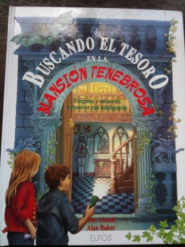 9788488990181: Buscando el tesoro en la mansion tenebrosa